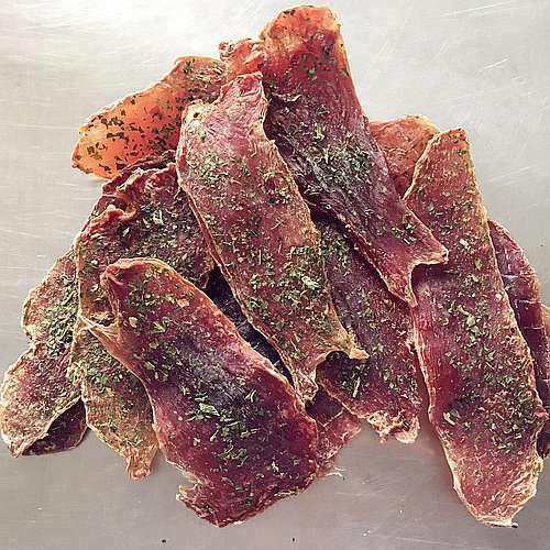 Herbal Free Range Duck Jerky