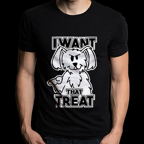 I Want That Treat (cats and dogs)
